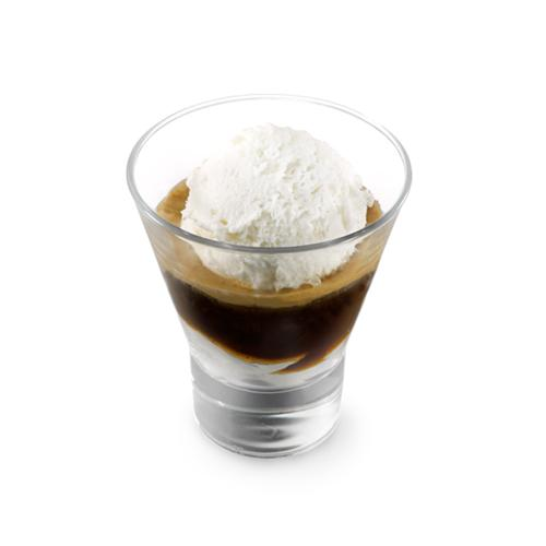 Affogato - Espresso Shot with ice cream on top