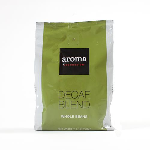 1.1 lb. Whole Beans Decaf Blend -