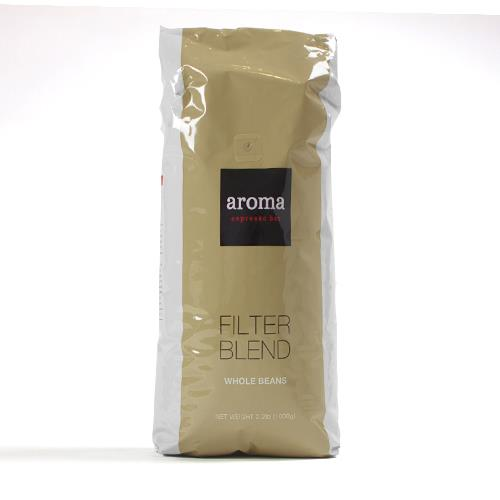 2.2 lb. Whole Beans Filter Blend -