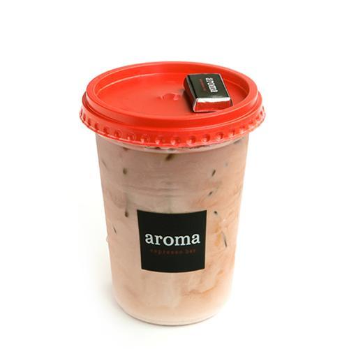 Iced Chai Latte -