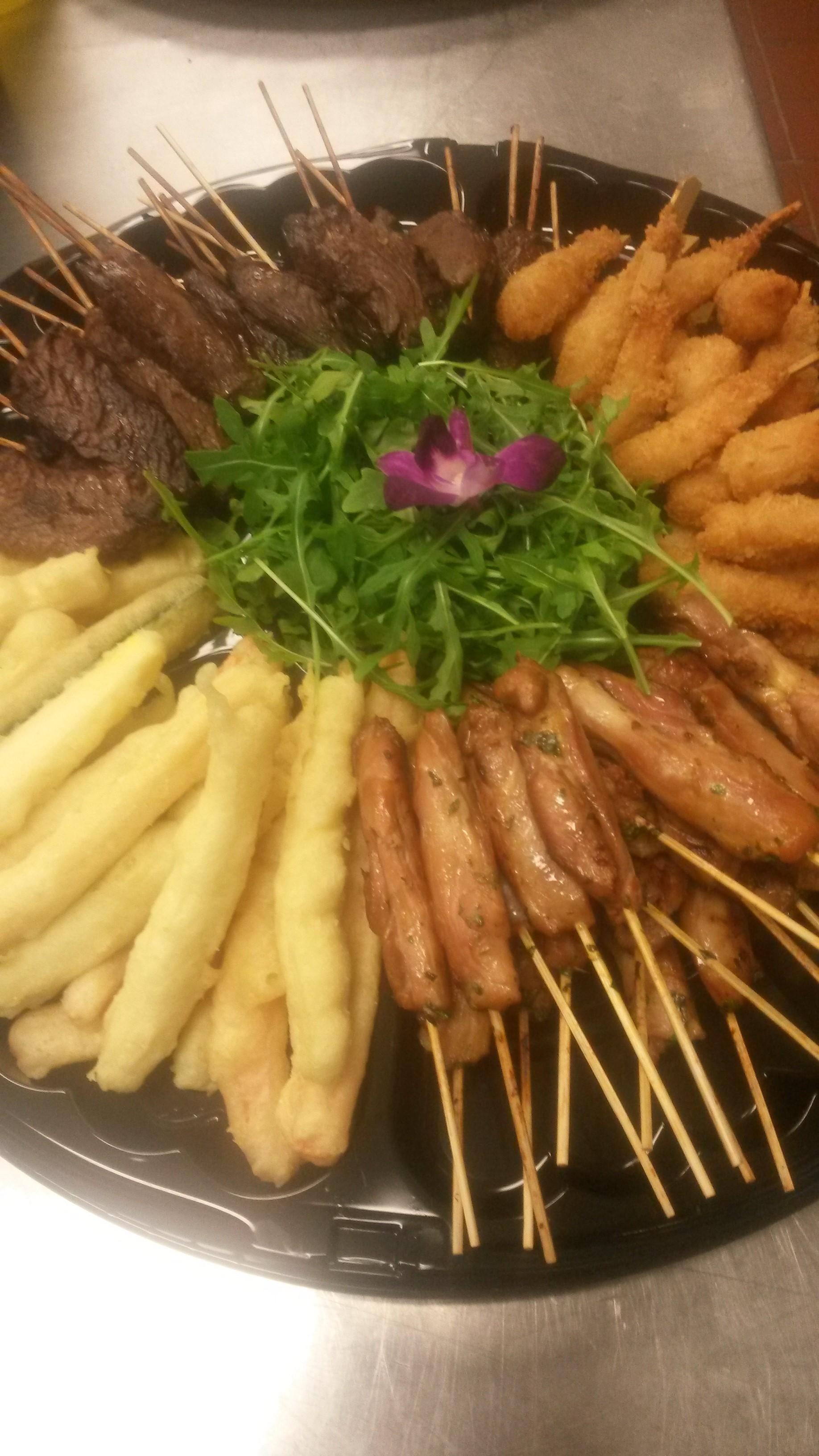 Appetizer Platters   NYC Event & Corporate Catering