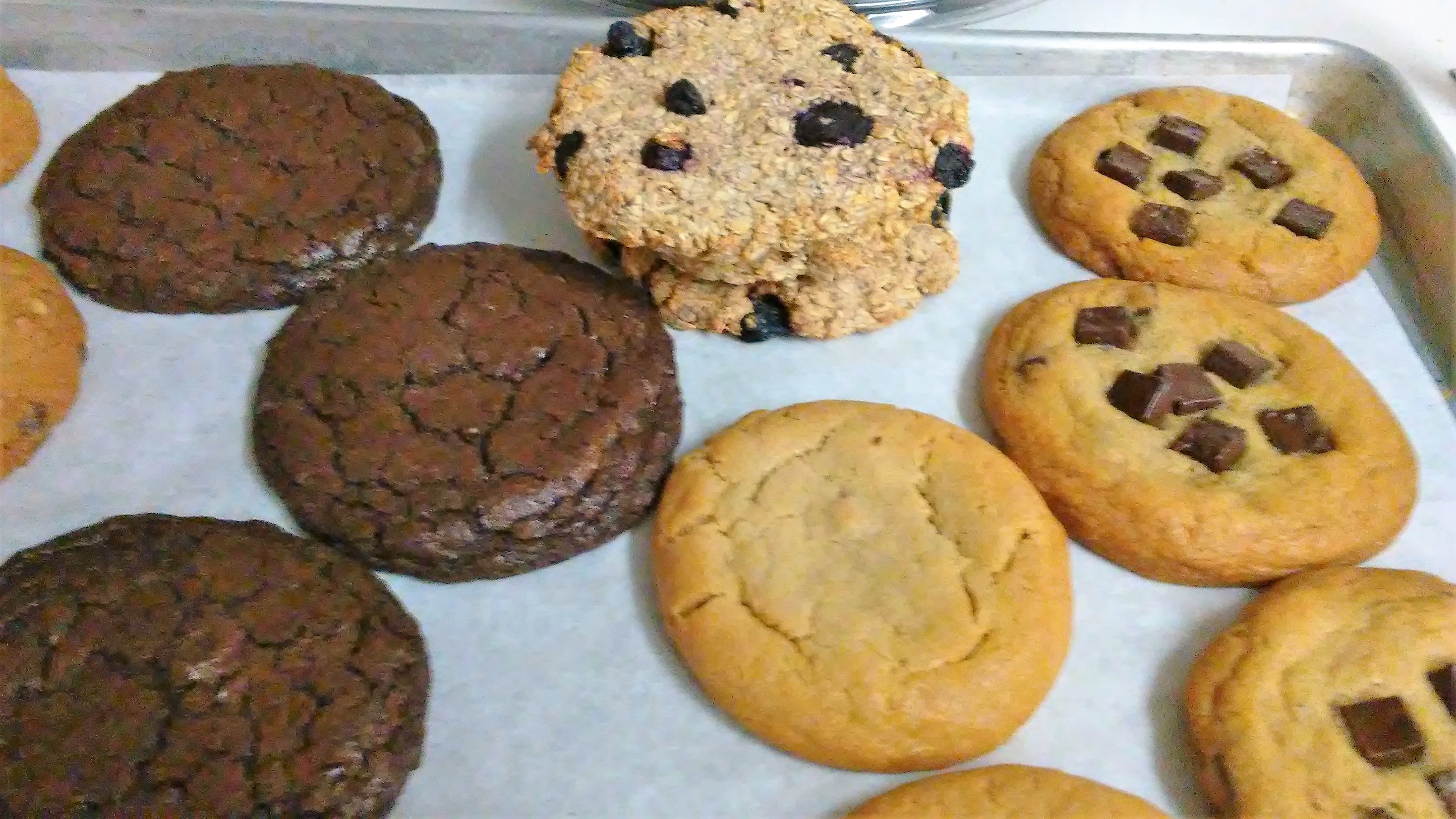 Freshly Baked Cookes