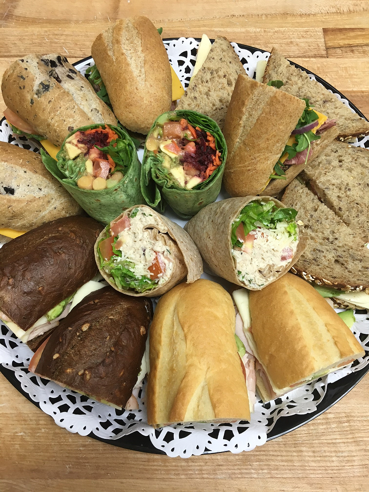 Sandwich Platters for your Next Office Meeting in NYC