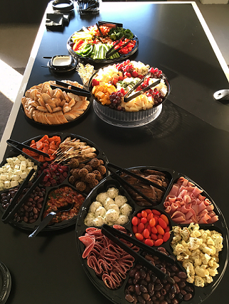 EVENT PLATTERS NYC
