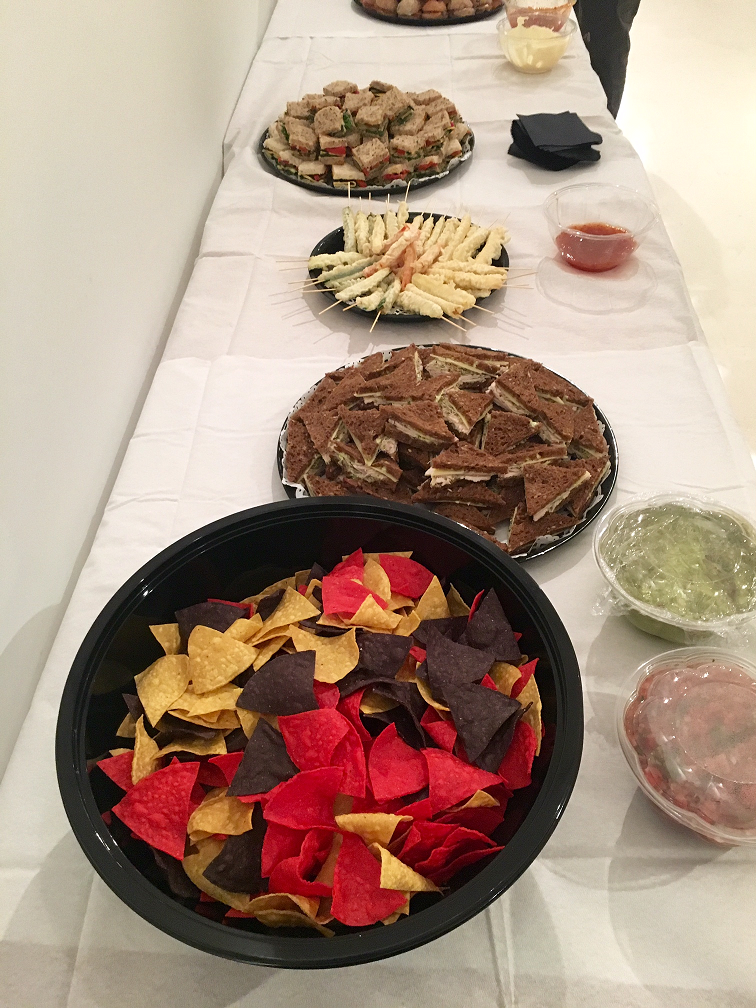 Another Successful Corporate Catered Networking Event in NYC