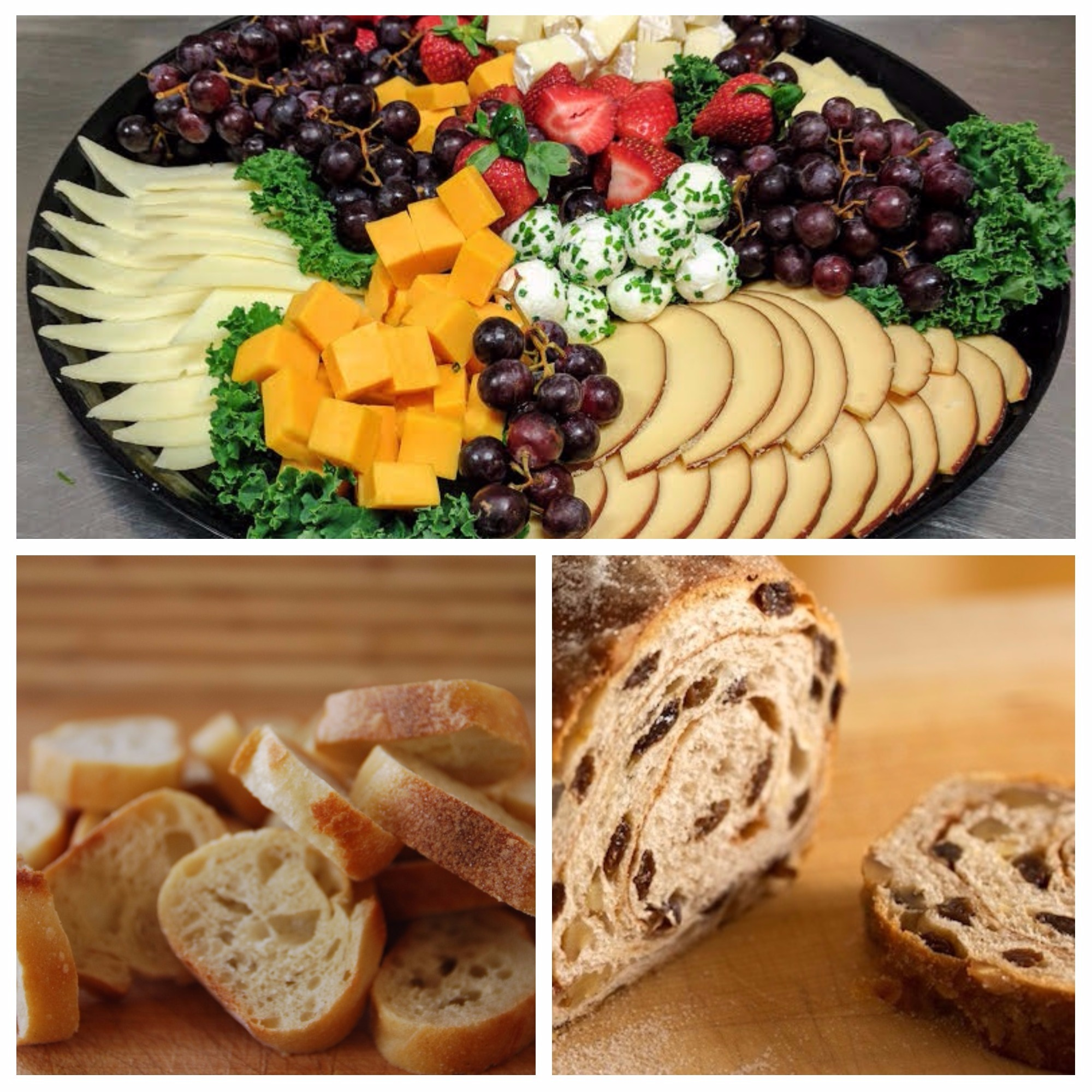 Signature Cheese Platter-Snack Platters: NYC Drop-off Catering