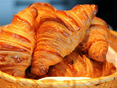 The Origins of Our Popular NYC Drop Off Breakfast Catering Item: The Croissant?