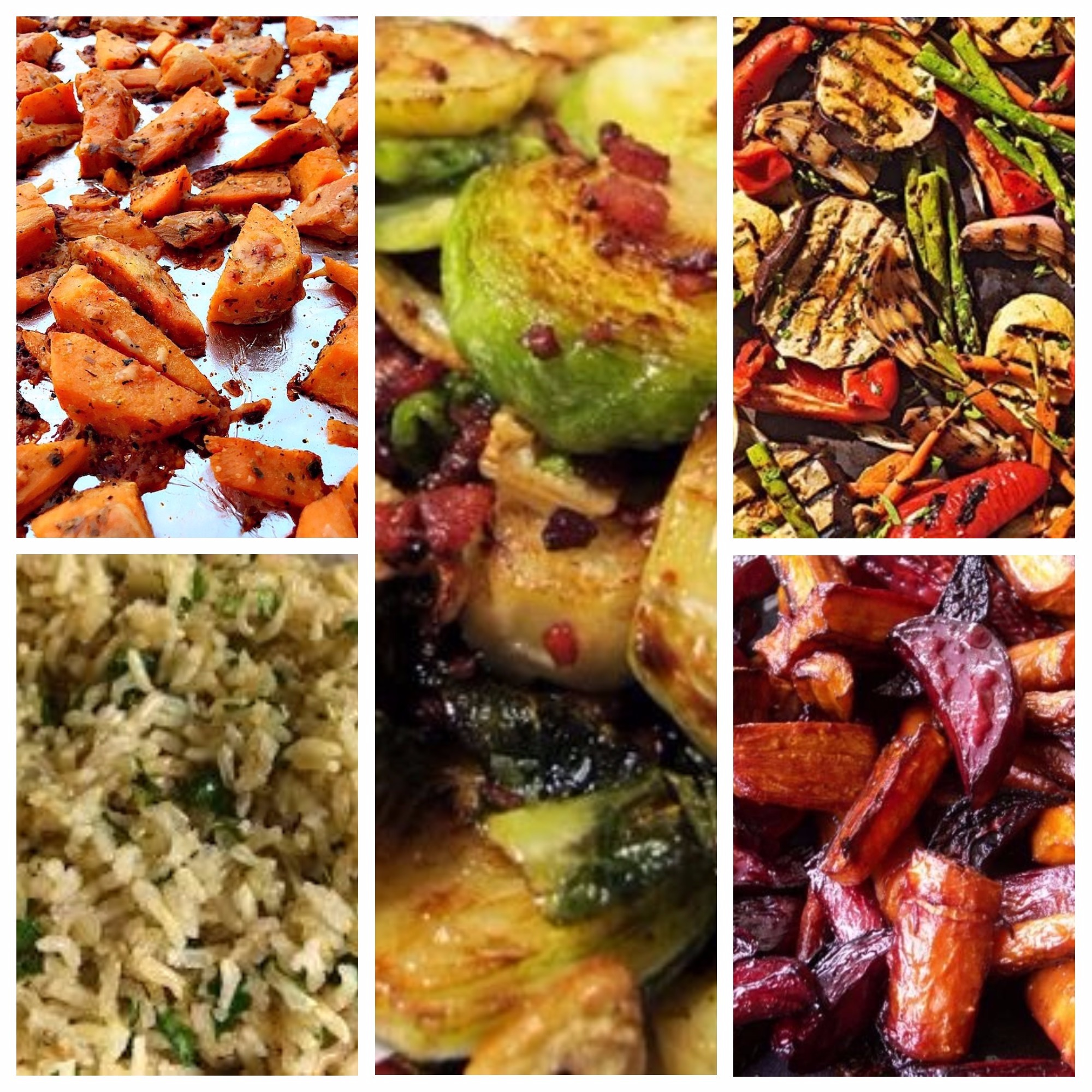 Tasty Prix Fixe Side Delights: NYC Drop-Off Lunch Catering