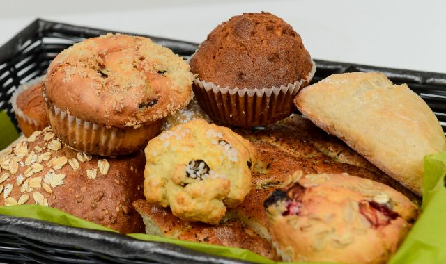 Bite-Sized Treats: Breakfast Menu for NYC Drop-off Catering Packages A La Carte ...