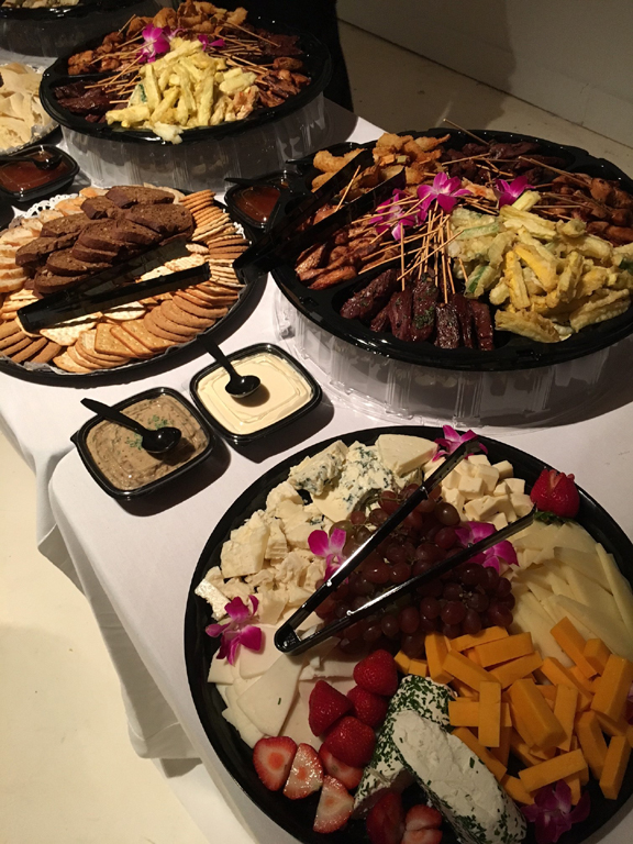 Our Platters Make any NYC Event BETTER!