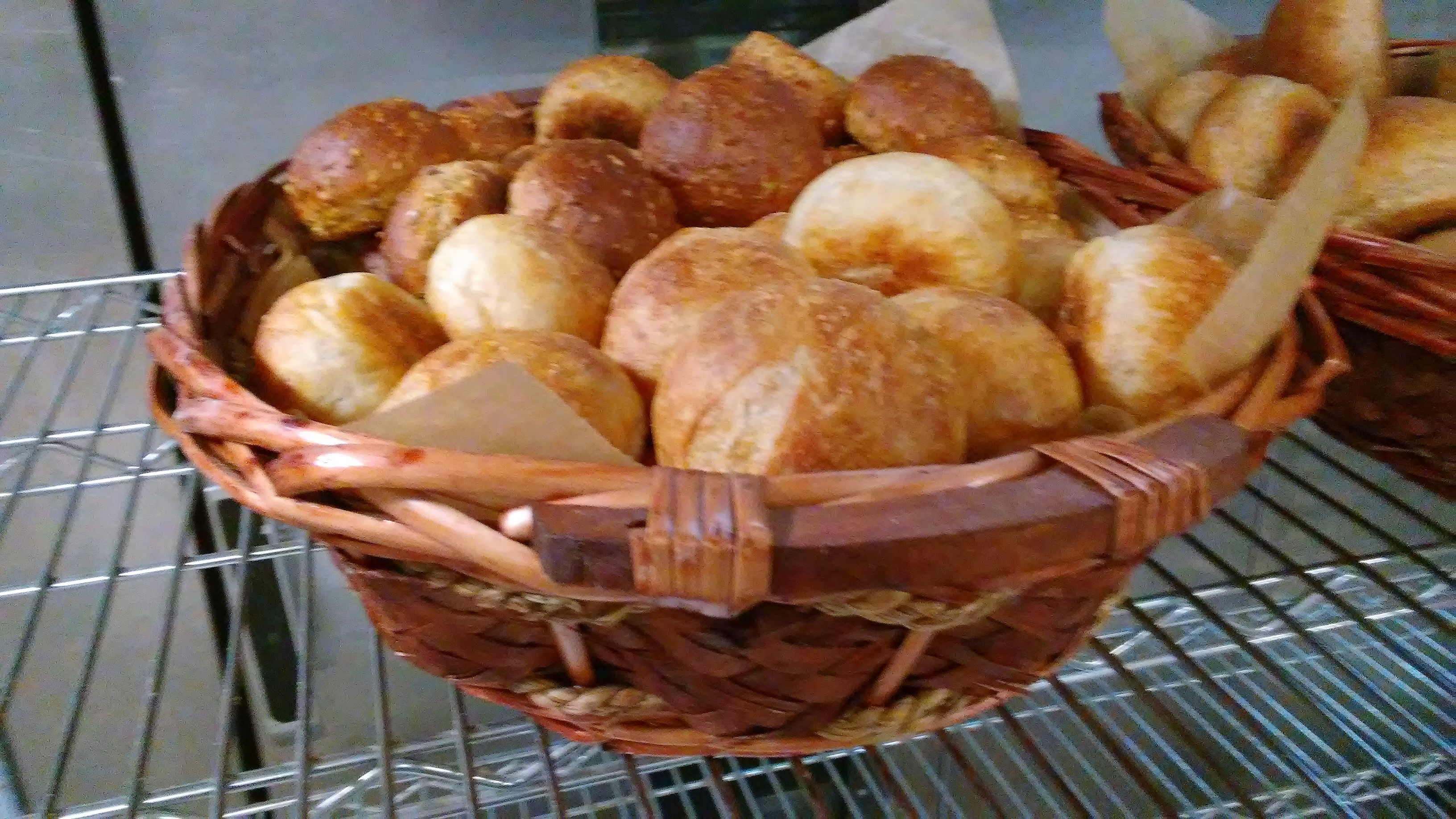 Delightful, Delicious Dinner Rolls Baked Fresh Daily