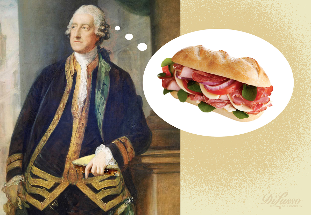 The Origins of Our Popular NYC Drop Off Catering Item: The Sandwich