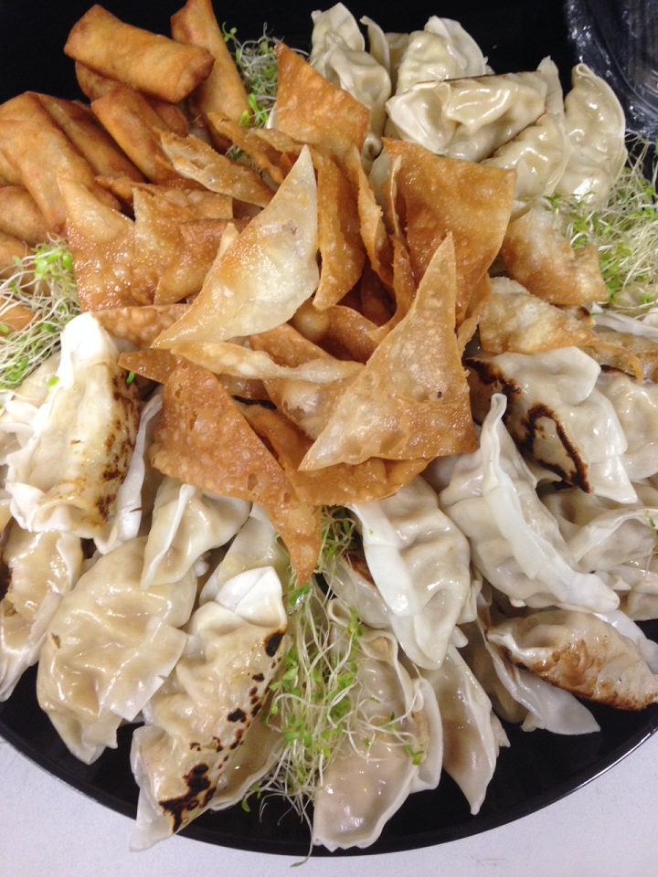 Asian Platter - Catering NYC