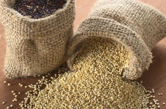 Quazy for Quinoa: Healthy and Delicious