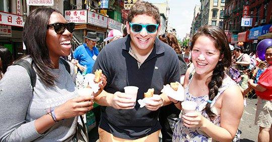 Egg Rolls, Egg Creams & Empanadas NYC LES Festival: Sun Jun 18th